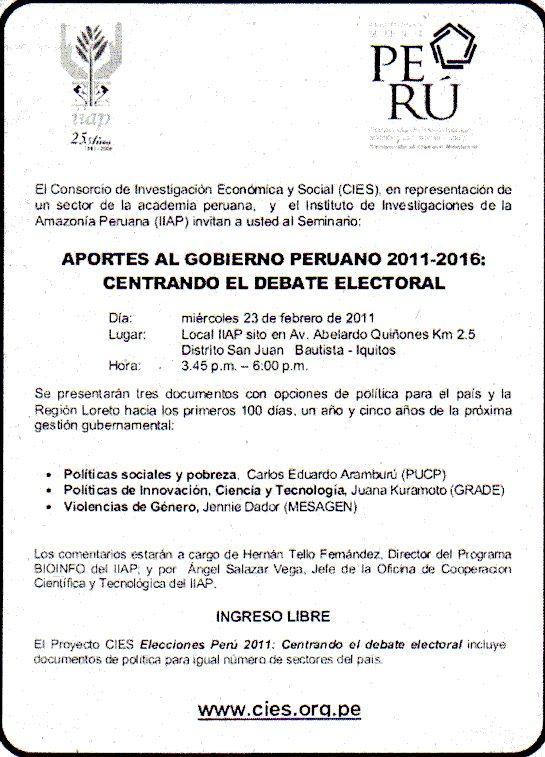 Regional - PRO & CONTRA