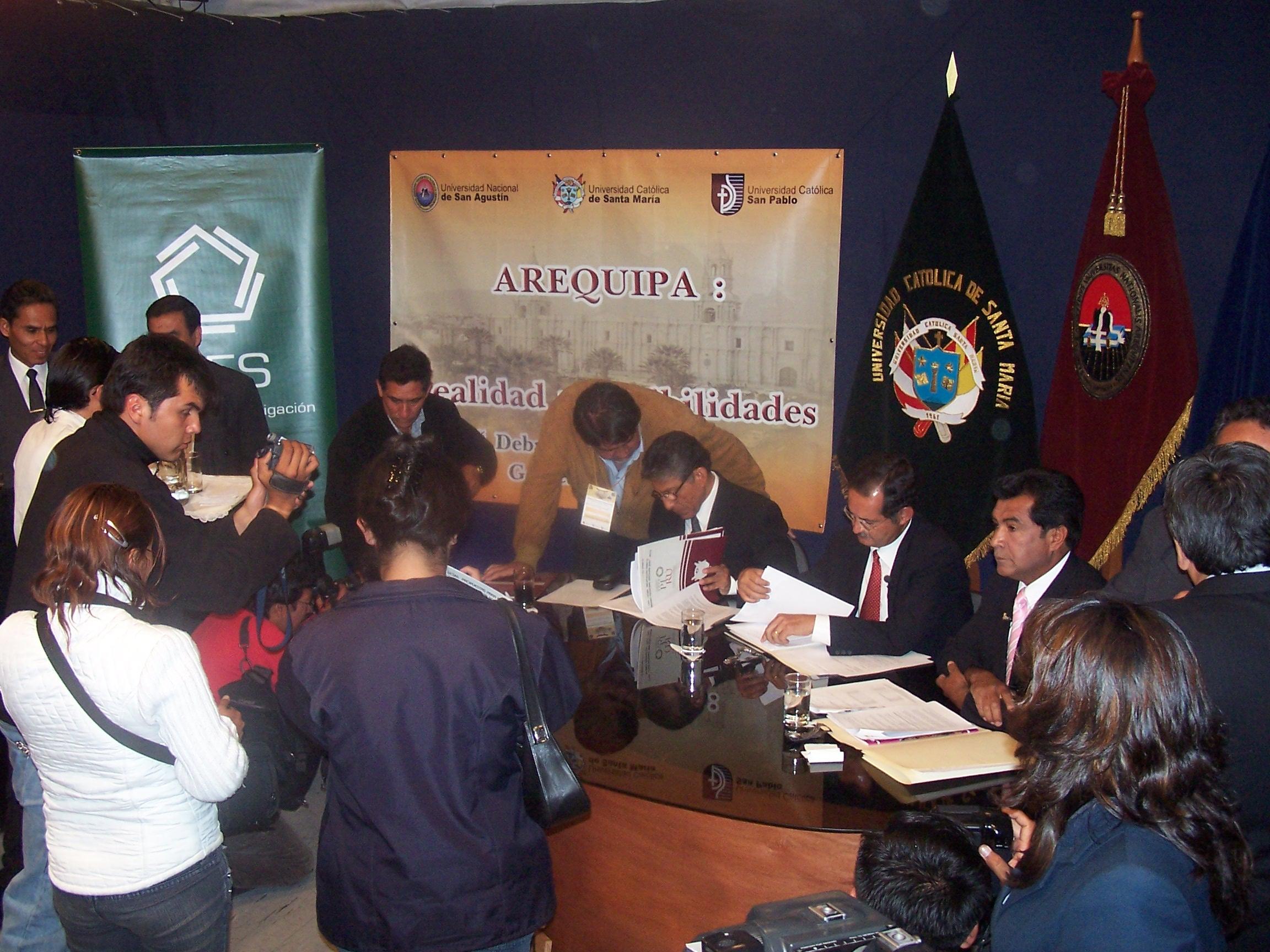Elecciones regionales 2006