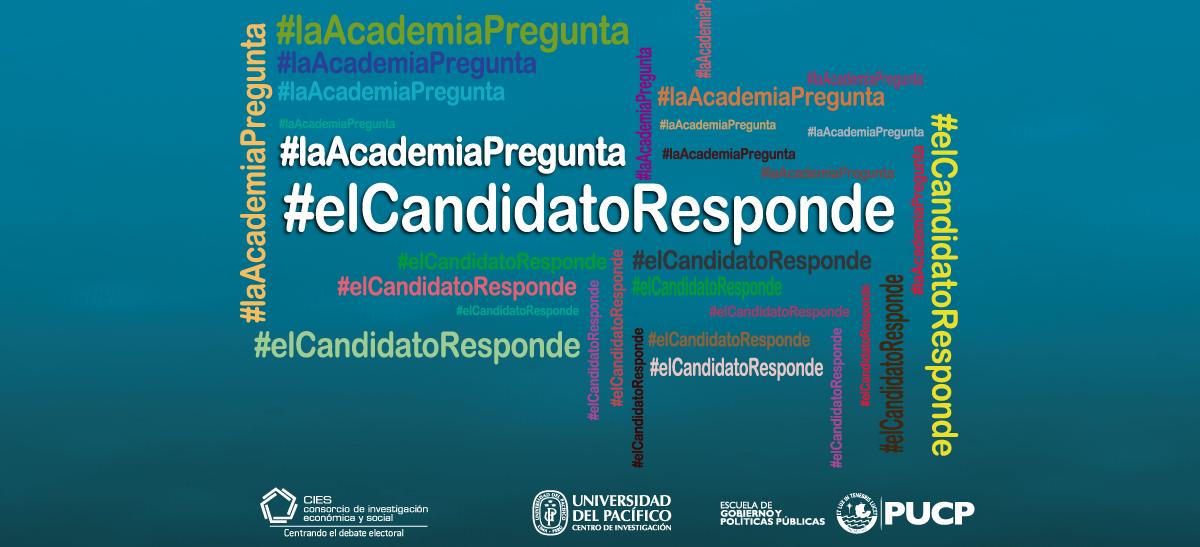 La academia pregunta #elCandidatoResponde