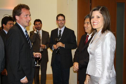 Lanzamiento de Seminario en Embajada de Canadá