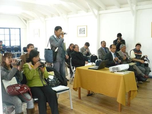 Seminarios Regionales - Cusco