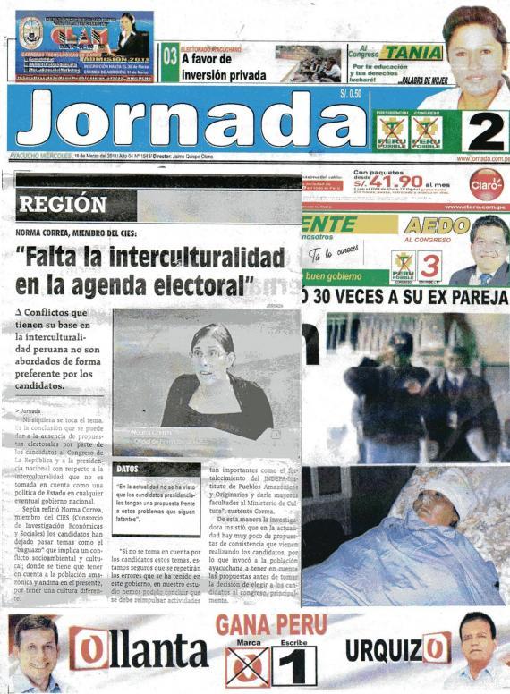 Regional - JORNADA