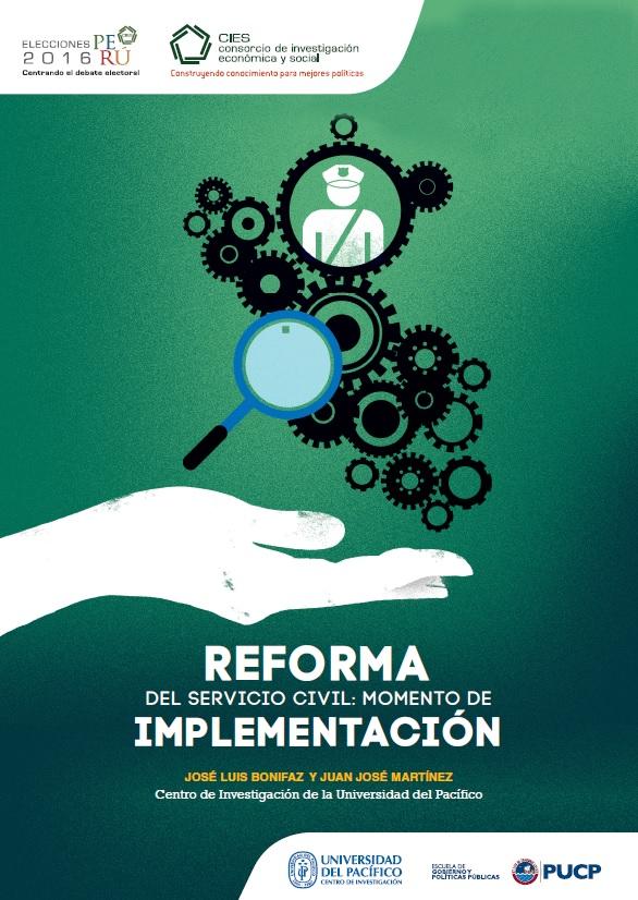Documento de Política: Reforma del servicio civil: momento de implementación