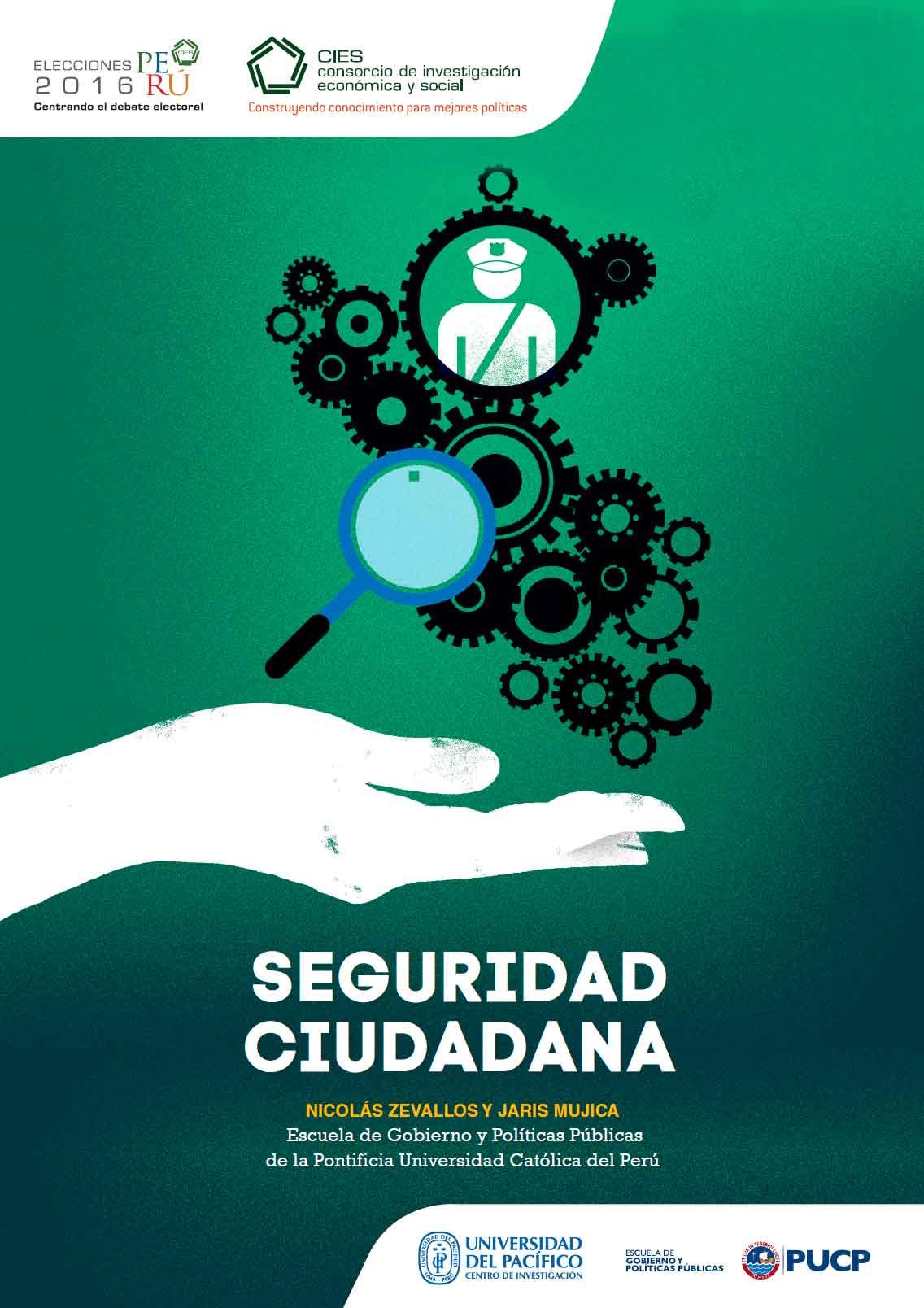 Documento de política:Seguridad ciudadana