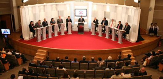 Debate Presidencial Primera Vuelta