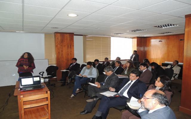 Gobierno Regional de Cusco recibe asistencia técnica del CIES