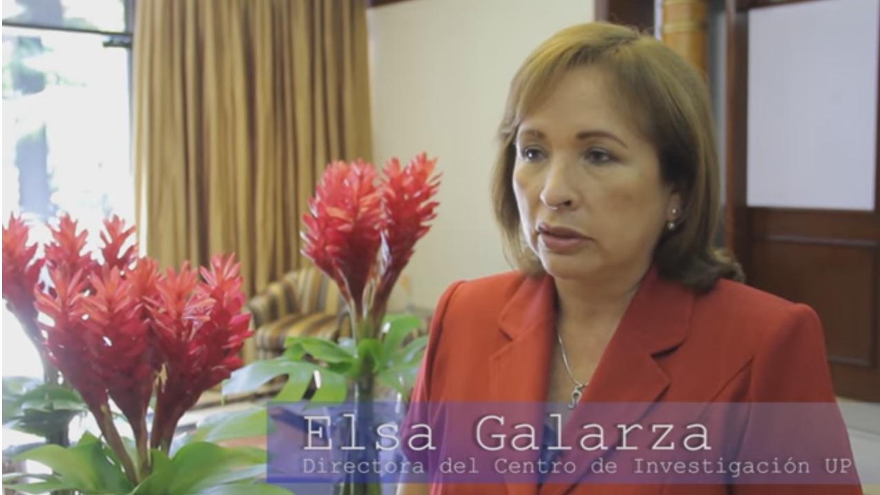 Elsa Galarza y José Luis Ruiz (CIUP) presentan documento sobre cambio climático en la política económica nacional