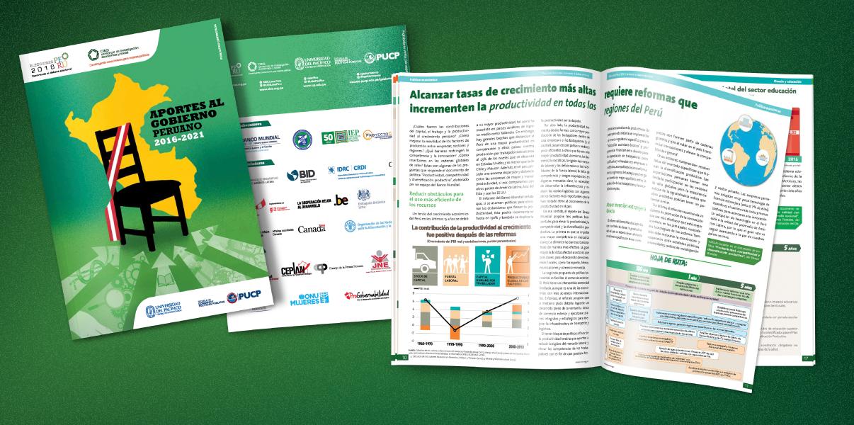 Suplemento académico Aportes al Gobierno peruano 2016-2021