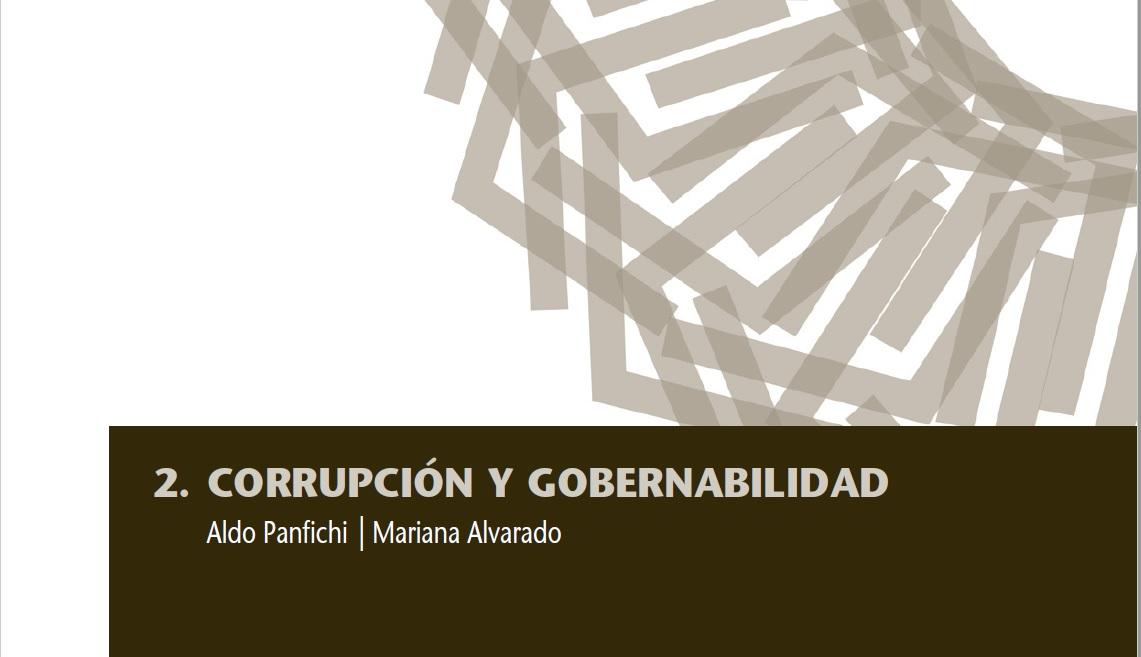 Corrupción y gobernabilidad