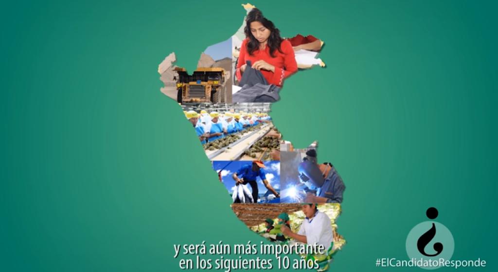 Elecciones Perú 2016: Propuestas de Productividad, competitividad y diversificación