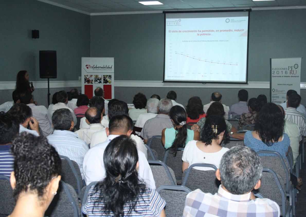 PIURA: REFORMA DEL SERVICIO CIVIL, INCLUSIÓN SOCIAL Y EDUCACIÓN