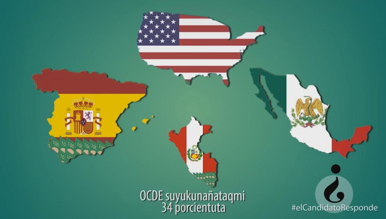 Elecciones Perú 2016: Propuestas de Política Tributaria (en Quechua)