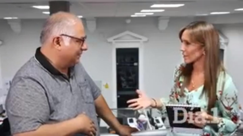 Entrevista Mario Tello - Dia1 ¿Qué debe hacer el próximo presidente en cuanto innovación?